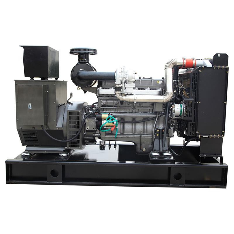 Portable24v Electric Start Water Cooling Open Frame Alternator Generator Diesel