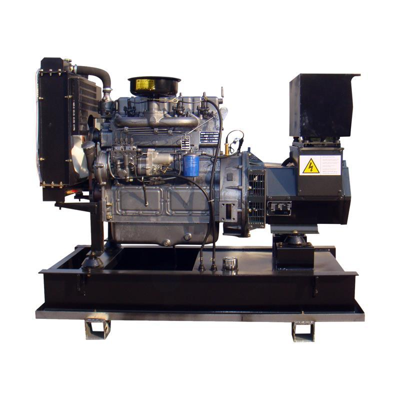 Chinese Home Standby 10kw Open Frame Water Cooling Diesel Generator