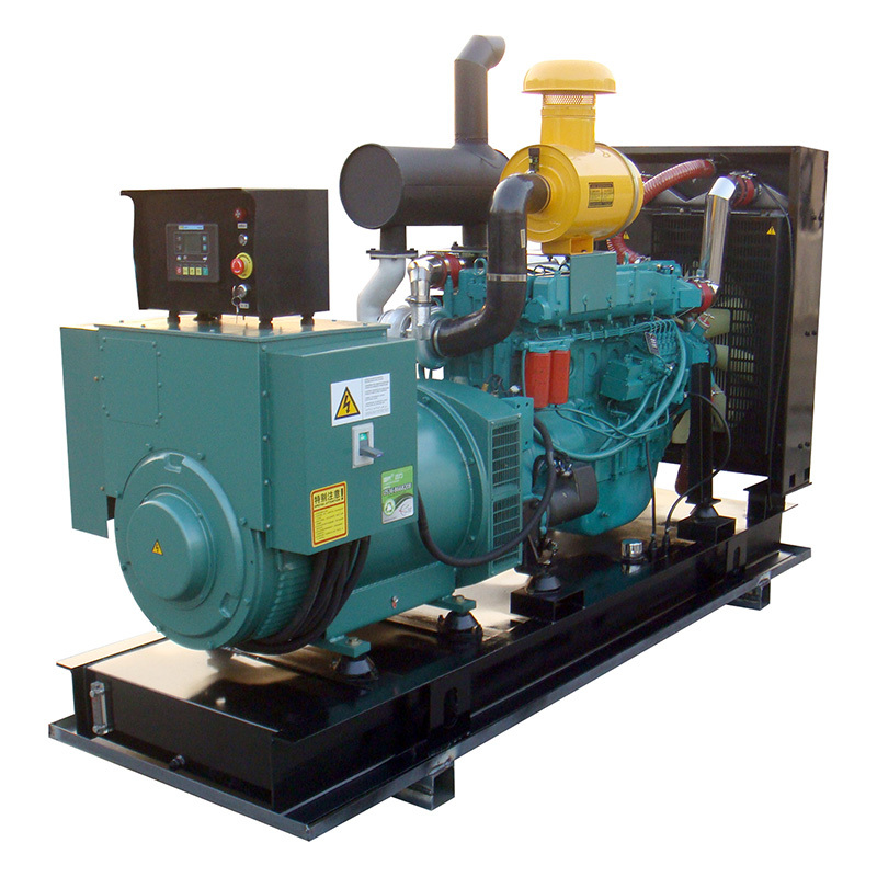 100% Copper Wire Brushless 6 Cylinders 200kw Diesel Generator Price