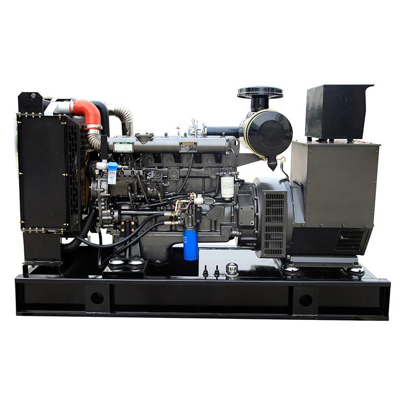 Water Cooling Open Frame 6 Cylinders Generators Big Size Diesel Power