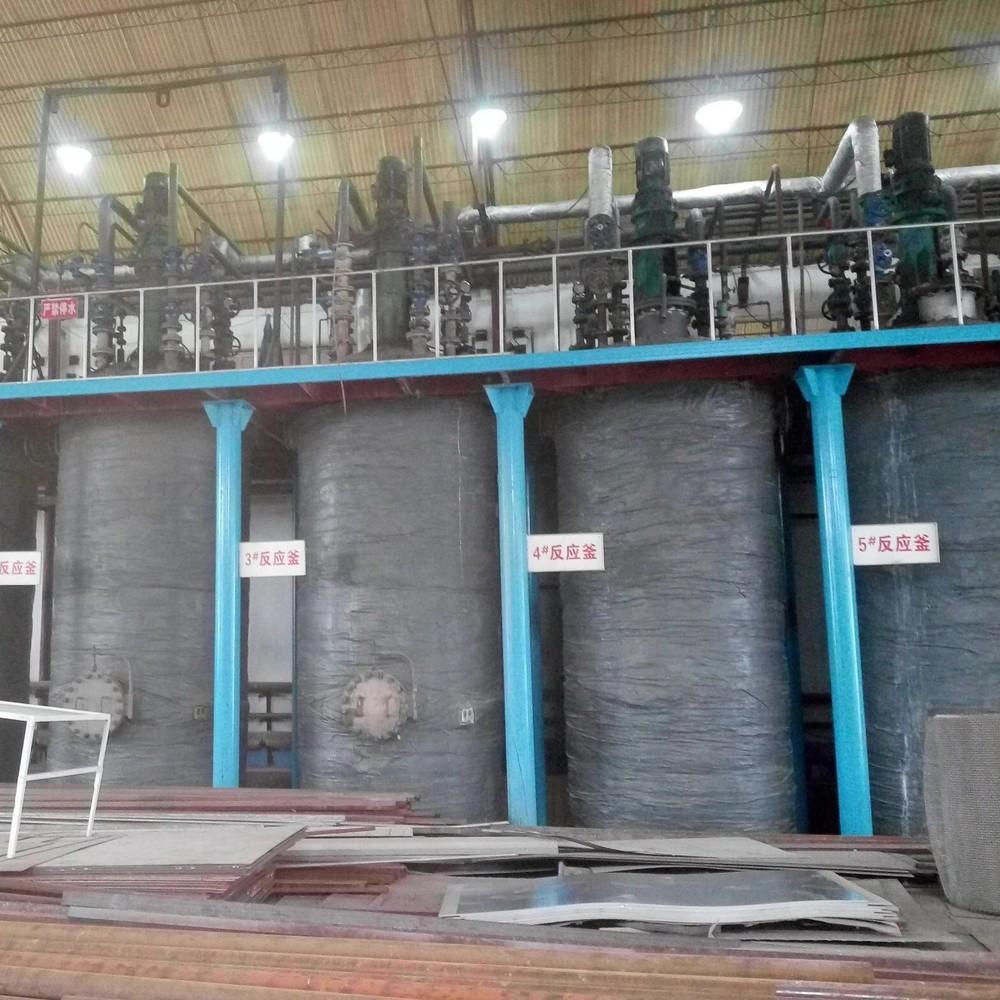 Liquid Sodium Silicate Water Glass Plant