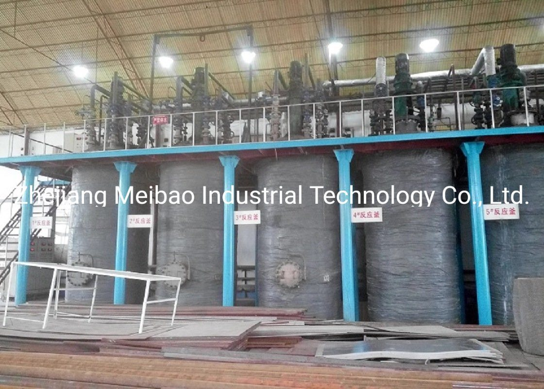 Low Cost Wet Process Liquid Sodium Silicate Plant with Reaction Kettle