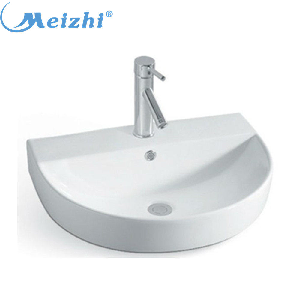 Bathroom ceramic lavabo art wash basin sizes