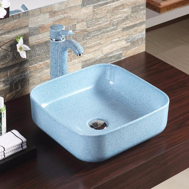New china products fancy public stone bathroom sinks for sale