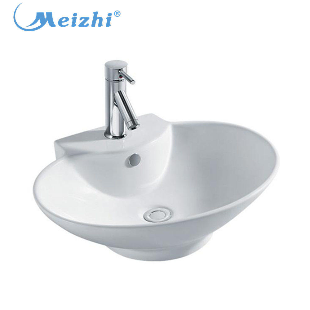 Sanitary ware bagno ceramic bowl shape art basin