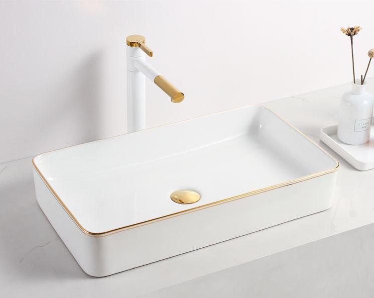 Sanitary ware ceramic antique wash basin sink