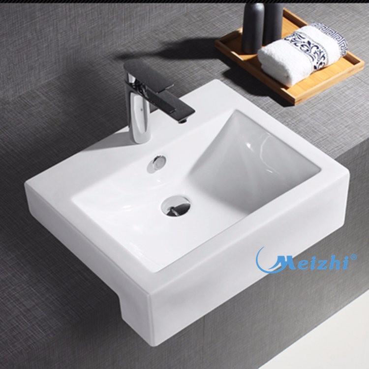 Chinaware sanitary ceramic art basin small size wash basin