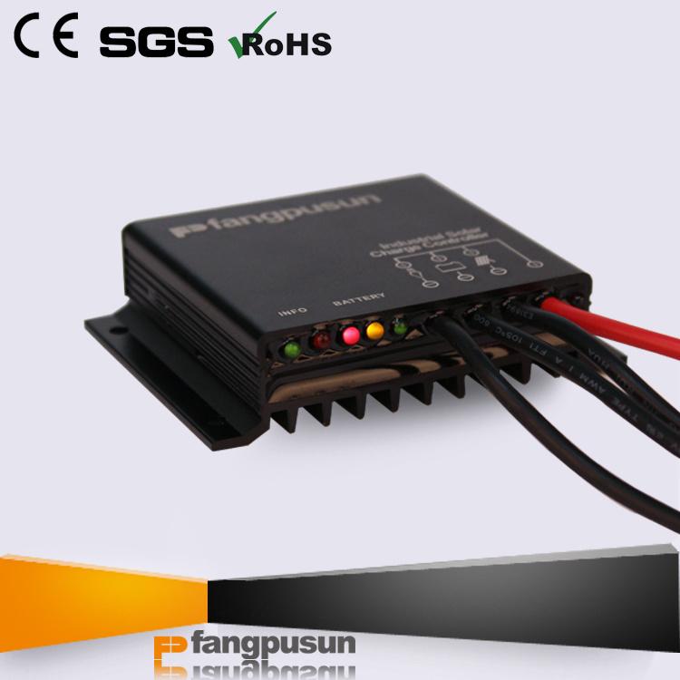 # Fangpusun Solsum 10.10e IP68 Solar Battery Charge Controller 12V 24V 10A for Street Light