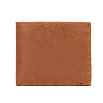 Classic London Tan Brown Bridle & Espresso Suede Billfold Wallets for men cash envelope wallet leather card holder man purses