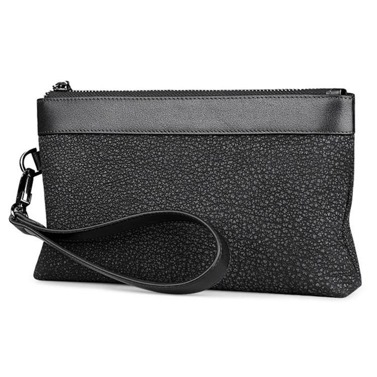 custom high quality wristlet wallet clutch bag cell phone purse