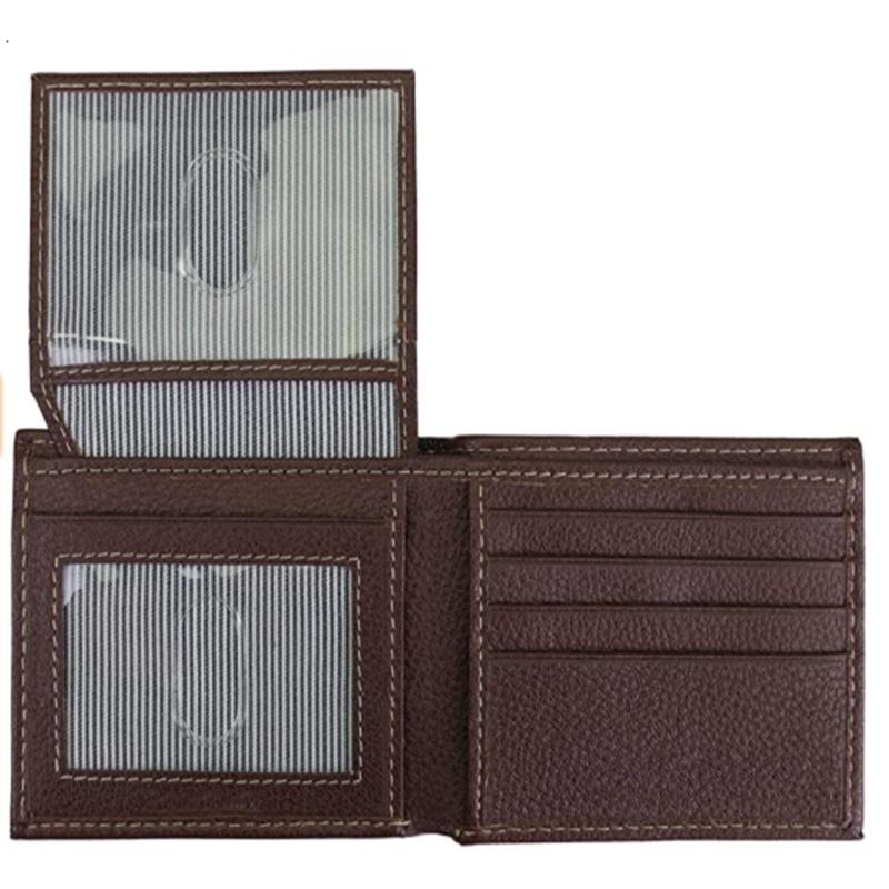 Men's Sports Waterproof Passcase Wallet