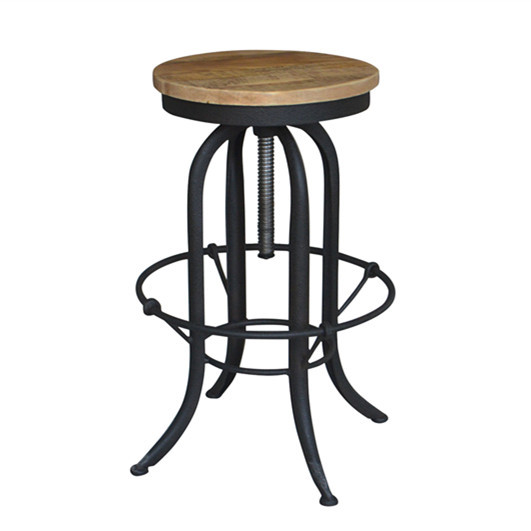 French Provincial Furniture Bar Stool Chair HL425