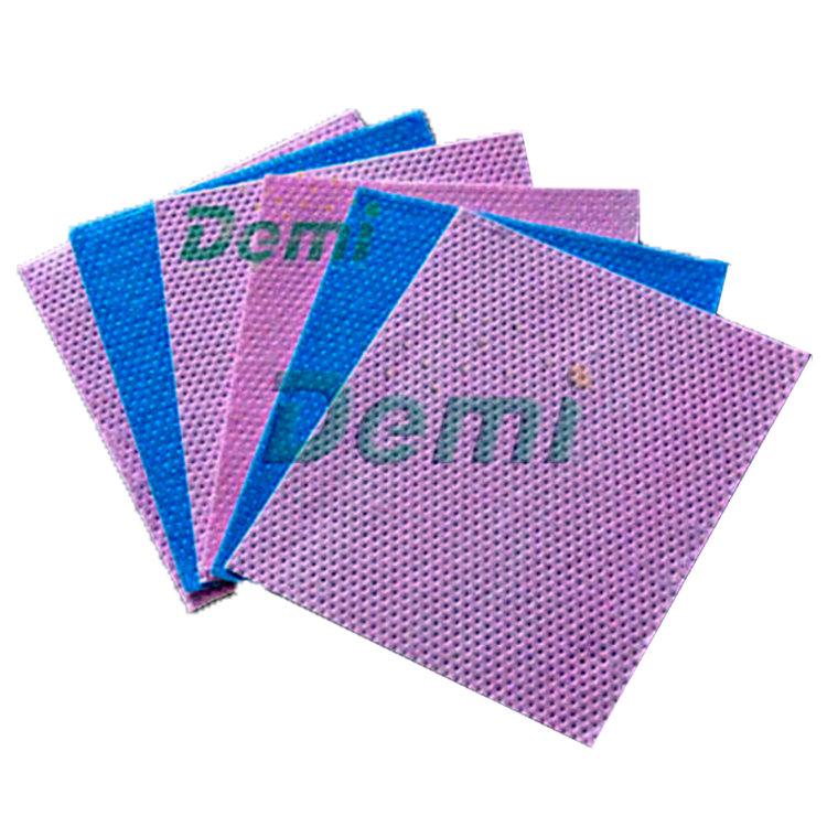 PE Perforated Film Biodegradable Fresh Water Absorbent Food Pad