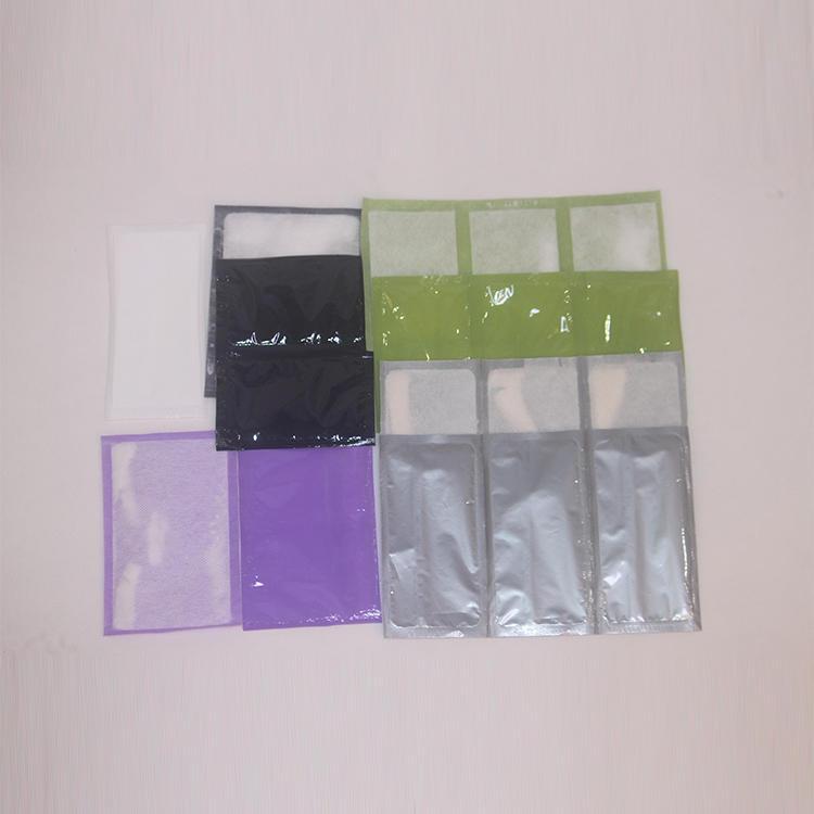 High-quality rectangular tasteless absorbent food mat