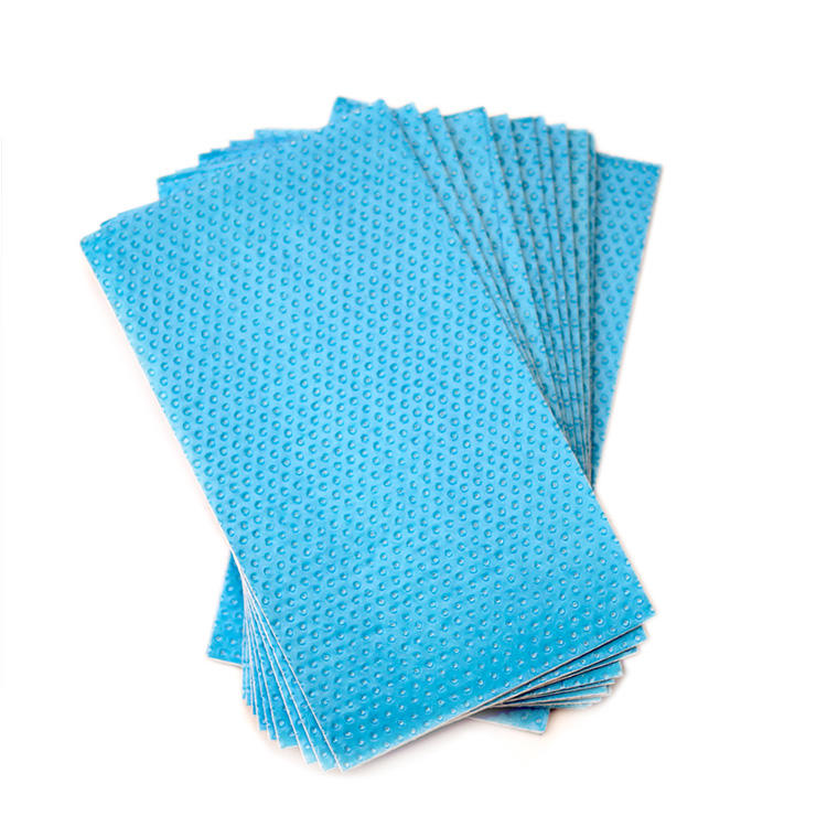 Meat and Poultry Packaging Materials Absorbent Food Pads