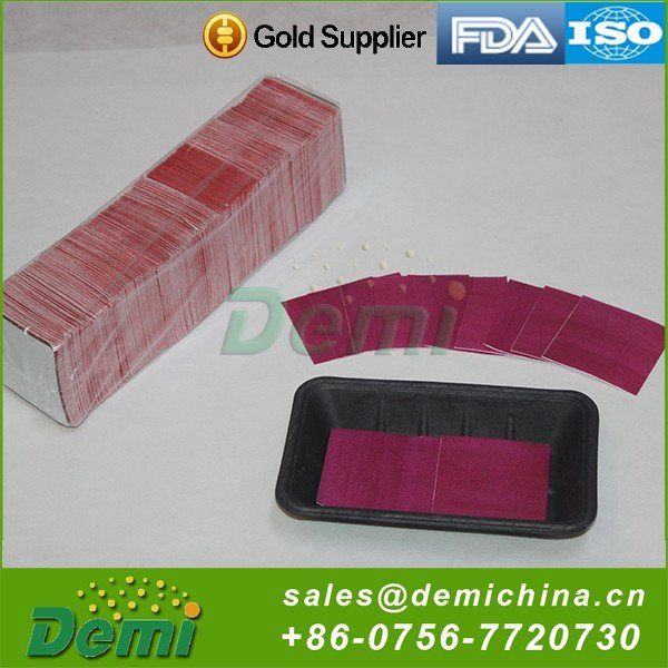 Water Absorbent Pad For Chicken Meat, Disposable FDA Meat Absorbent Pads