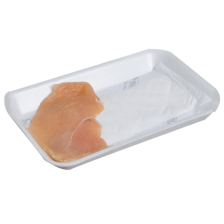 Universal Economical Food Grade Soaker Meat Absorbent Pad