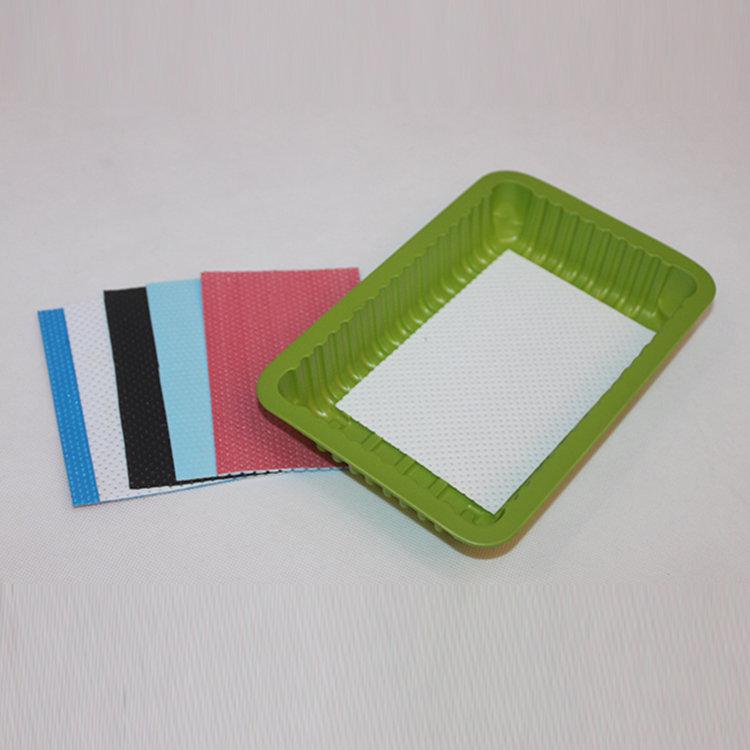 Macromolecule Absorbent Food Pad Meat Tray Pad for FoodPackaging
