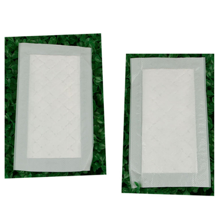Wholesale Universal Food Fresh Absorbent Meat Pads Water Absorbing Pads Meat Tray Pad
