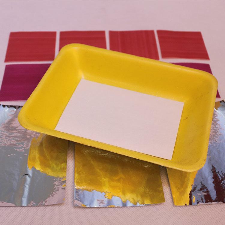 OEM High Absorbency PE Film Customize Absorbent Pad