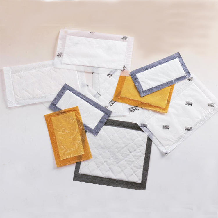 PET Composite Material Food Absorbent Pads Meat Pad For Package