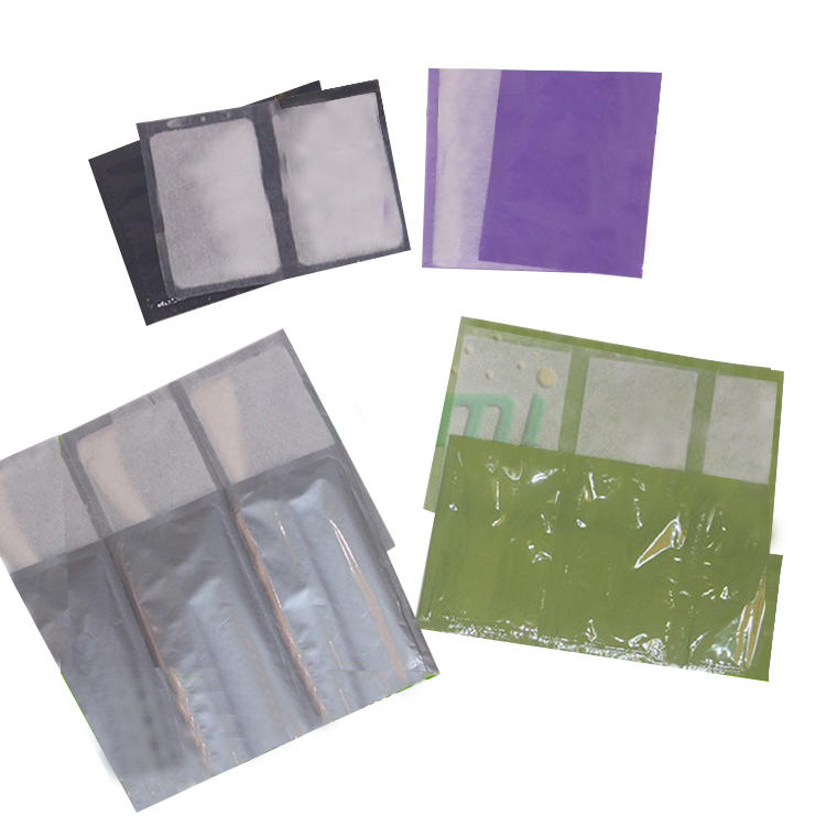 SGS Certification Biodegradable Disposable Absorbent Food Pads For Poultry Meat Fish Trays Package