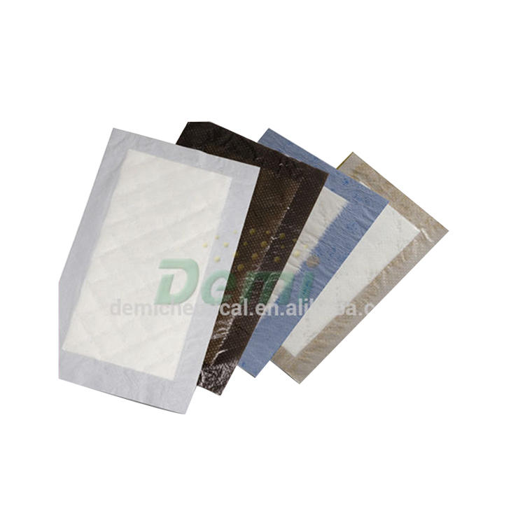 Eco-Friendly Food Meat Fish Blood Absorbent Pad