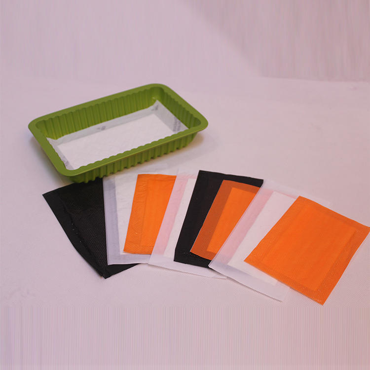 Oem Absorbent Fish Pads Meat Absorbent Pads for Poultry