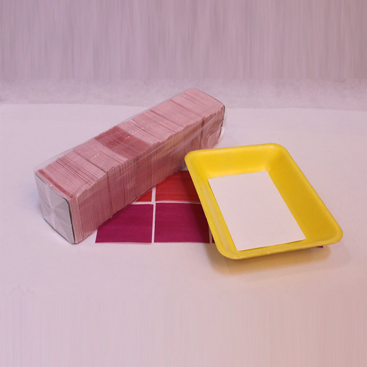 Food Tray Pads Absorbent Pads For Meat Packaging