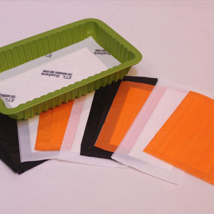 Fabric Material Absorbent Pads For Food