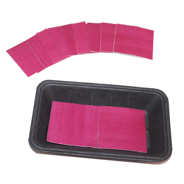 Wholesale Supermarket Tray Packing Pad Absorbent Pads For Food