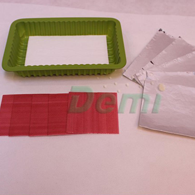 Macromolecule Water Safety Meat Tray Pad Food Absorbent Pad