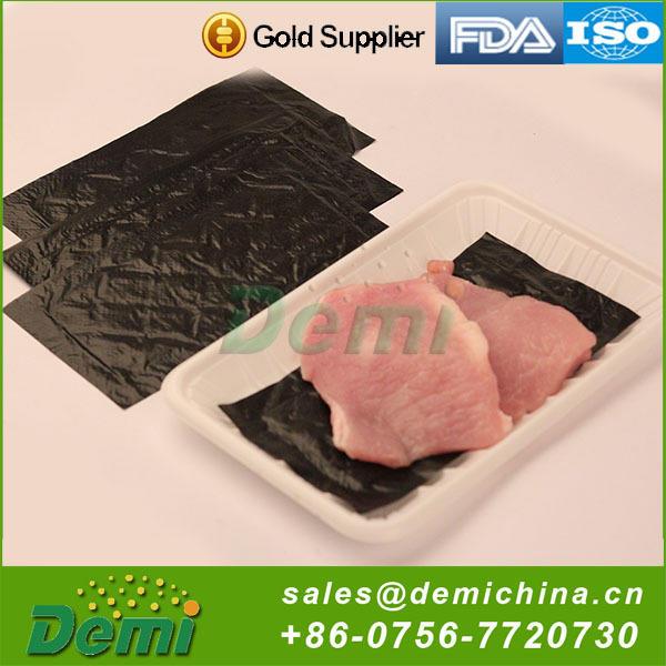 Macromolecule Food Meat Grade Water Absorbent Pad