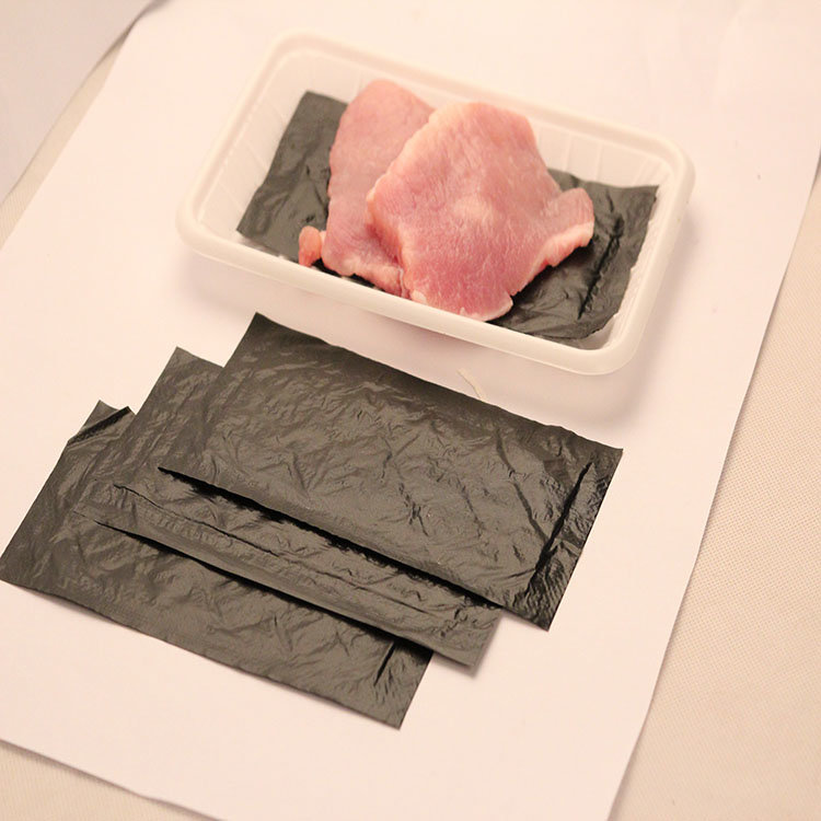 Widely Applied Safety Material Hydroscopicity Water Absorbent Pad for Meat and Fish