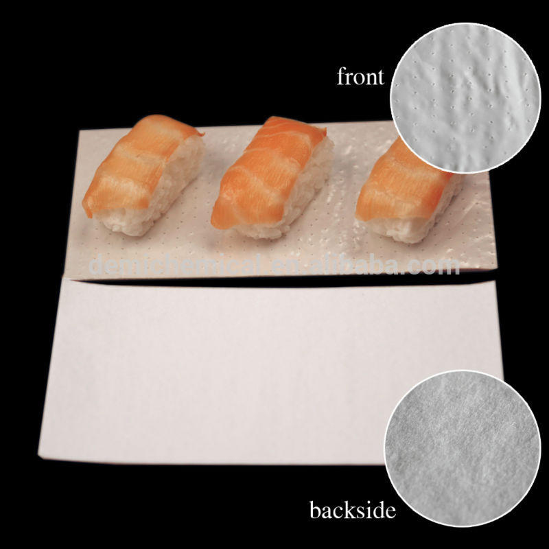Convenient Kitchen Disposable Food Absorbent Roll Pad for Berries