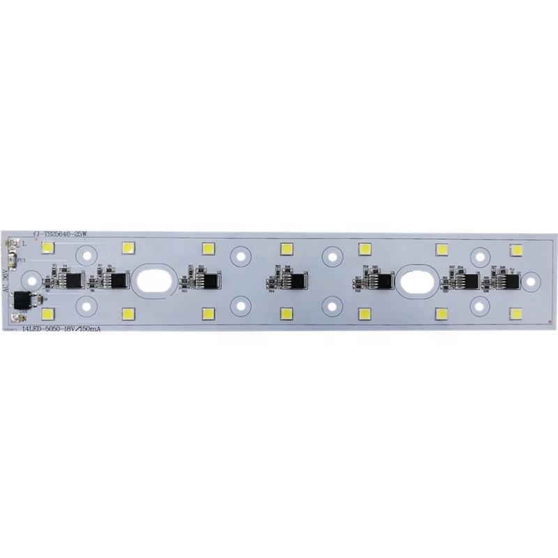 Low Voltage AC 36V 25W CE RoHs certification DOB driverless LED module pcba for outdoor wall washer light