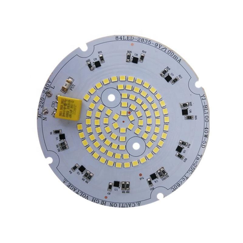 High quality 40W Ra 84AC pcb input led module for LED Floodlight