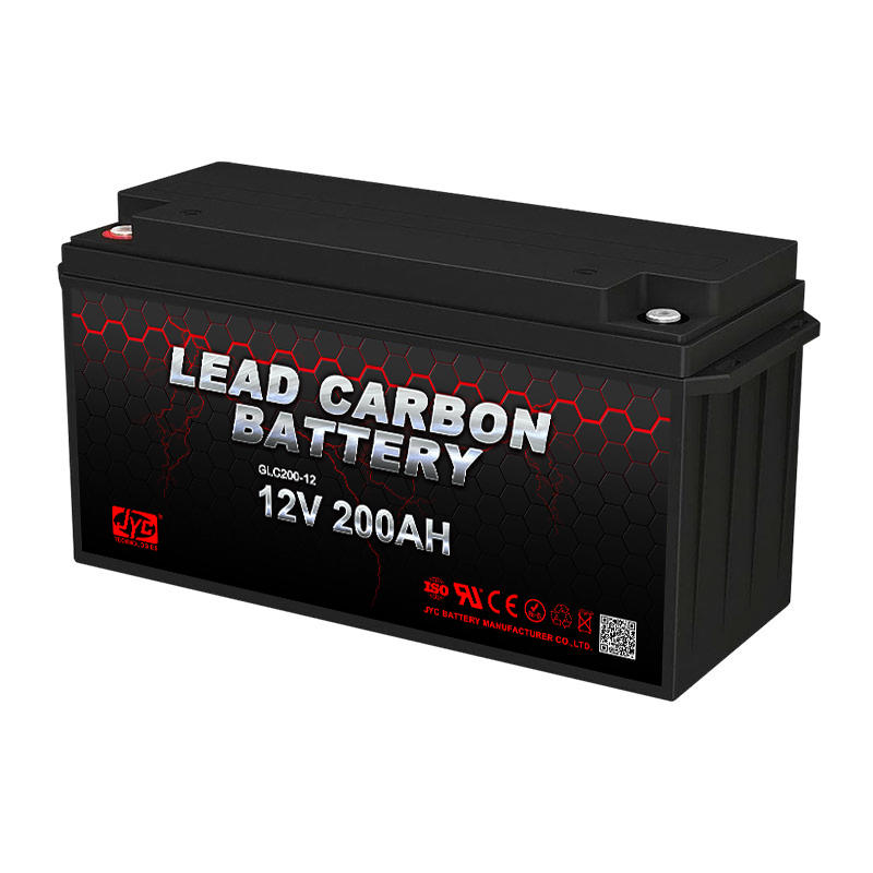 Deep Cycle Solar Battery 12V 200ah Lead Carbon Battery For Solar System