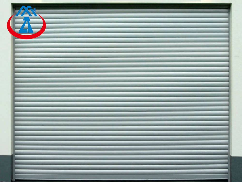 Seacurity Safety Stainless Steel Roller Shutter Door For Commercial