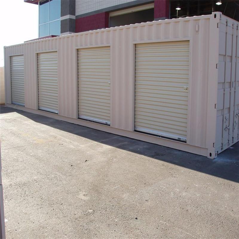 Storage door roll up door 8*6 feet steel roller shutter rolling doors