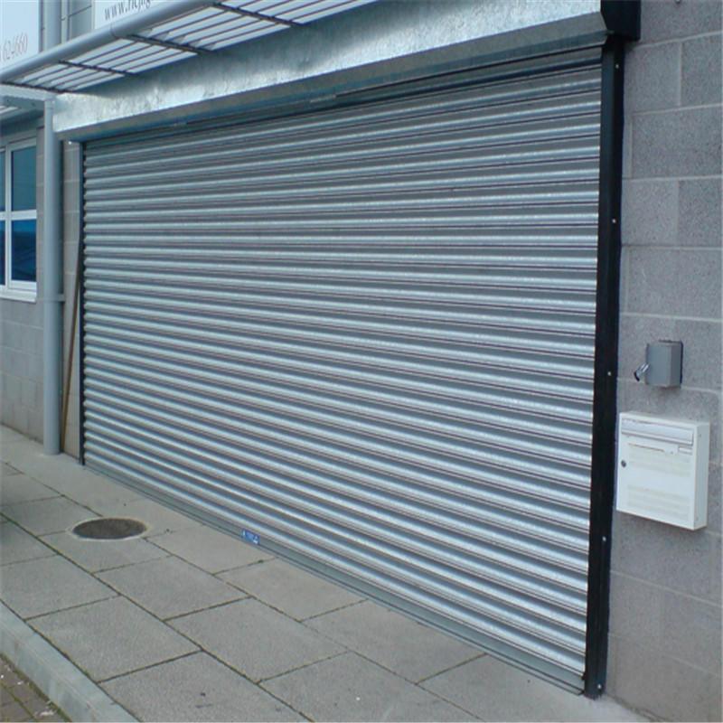 3000mm*3600mm Galvanized steel roller shutter doors electric steel roller shutter for factory