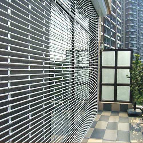 Good Quality Grilles Shutter Stainless Steel Security Grilles Roller Shutter Door