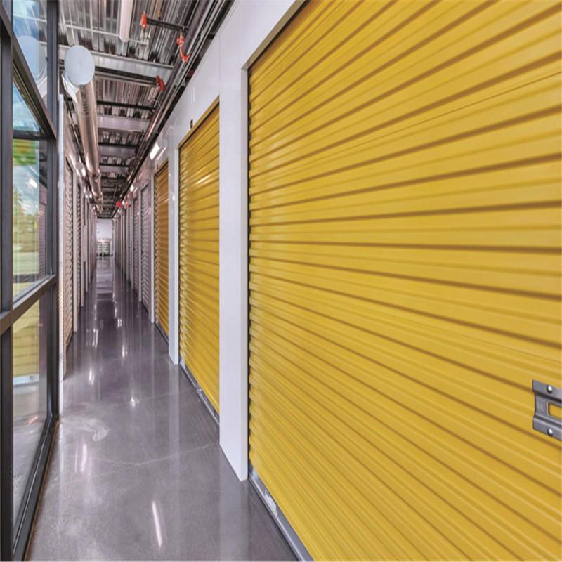8*6 feet industrial doors roller shutter rolling shutter storage door roll up