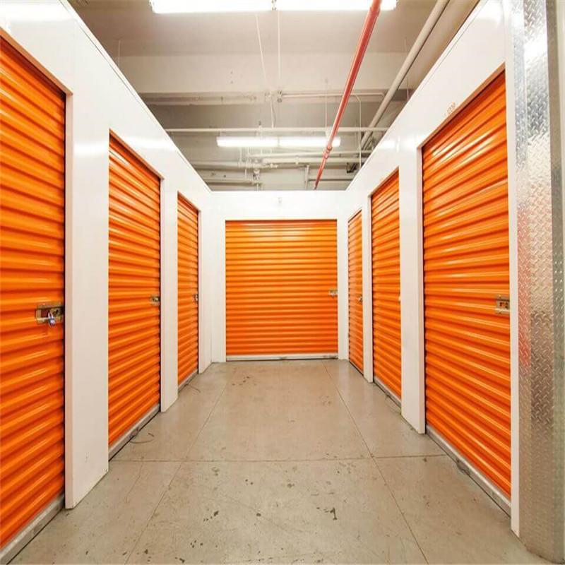8*6 feet steel roller shutter rolling shutter self storage roll up door