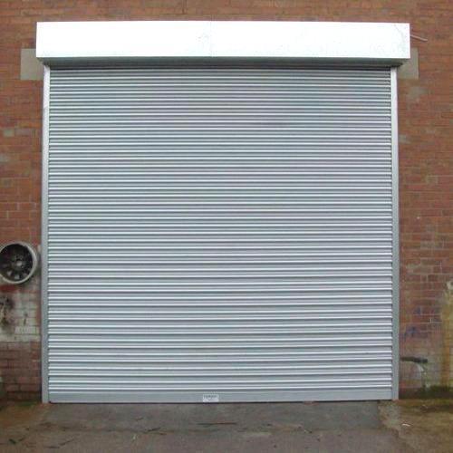 Hot commercialElectric Steel Roller Doorfor sale