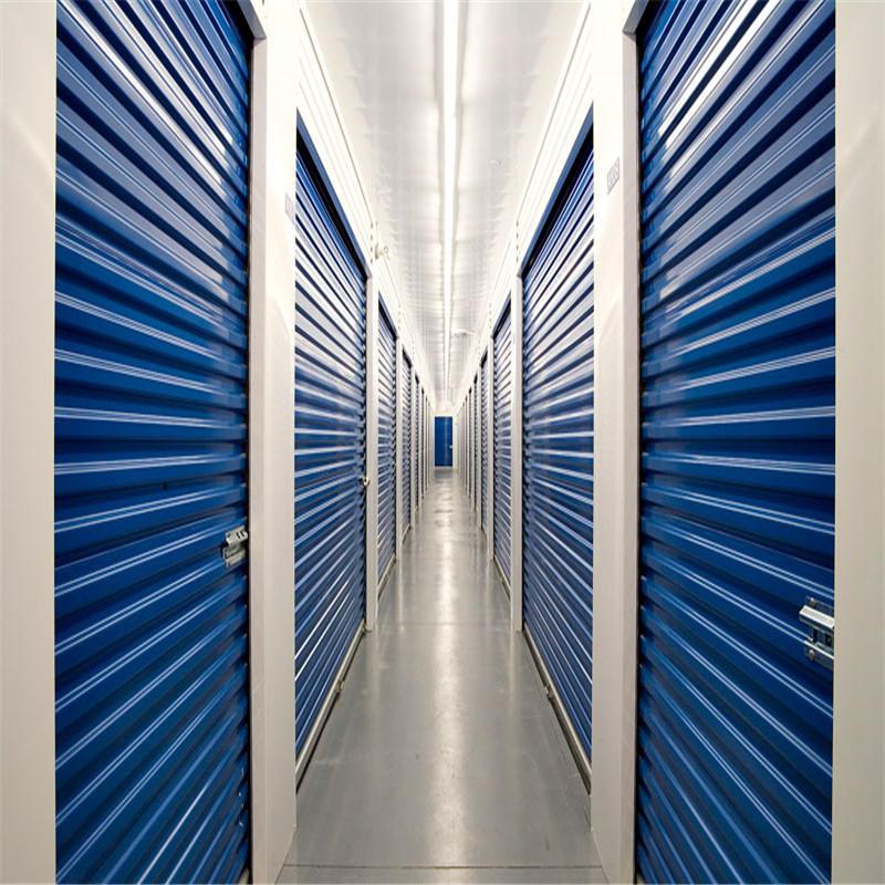 Self storage door roll up door 8*6 feet roller shutter rolling door