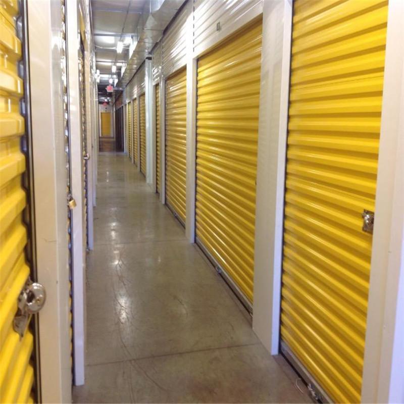 Galvanized steel material self storage door roll up door 8*7 feet