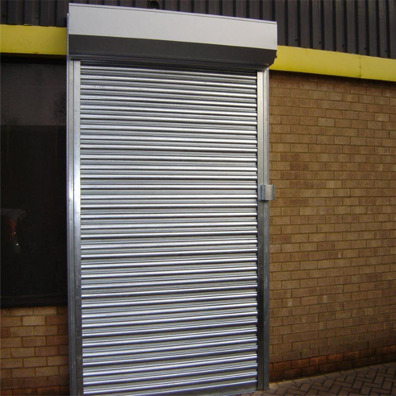 3000mm*3300mm Remote control galvanized steel roller shutter doors factory directly sale