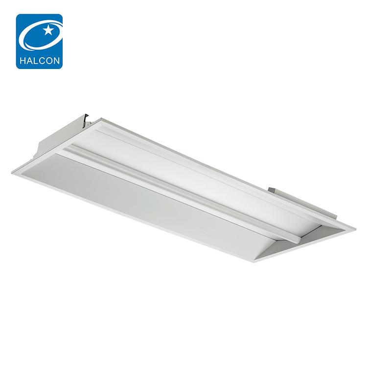 High brightness steel sheet smd 30watt 45watt up and down led troffer light