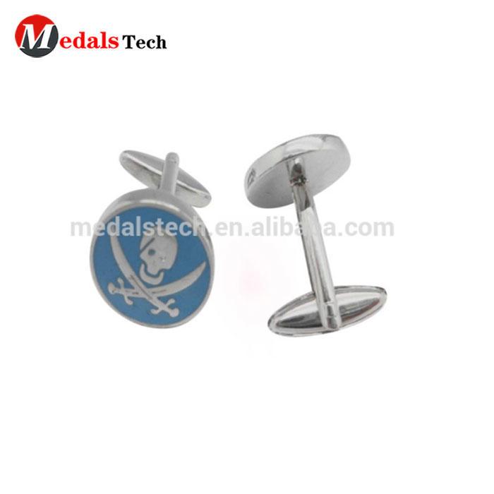 Wholesale custom metal quality cufflink